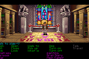 Indiana Jones and The Last Crusade: The Graphic Adventure 2