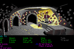 Indiana Jones and The Last Crusade: The Graphic Adventure 3