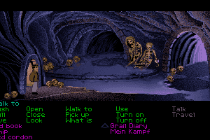 Indiana Jones and The Last Crusade: The Graphic Adventure 4