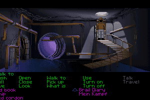 Indiana Jones and The Last Crusade: The Graphic Adventure 5