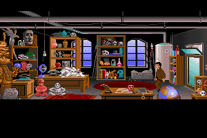 Indiana Jones and The Last Crusade: The Graphic Adventure 9