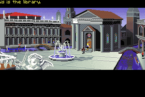 Indiana Jones and The Last Crusade: The Graphic Adventure 14