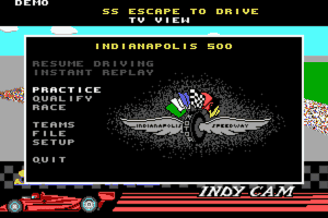 Indianapolis 500: The Simulation 9