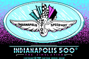 Indianapolis 500: The Simulation 14