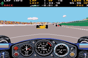Indianapolis 500: The Simulation abandonware