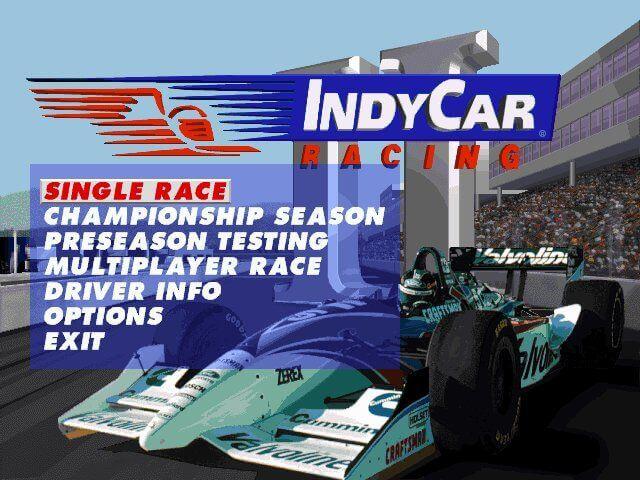 Download IndyCar Racing II  My Abandonware