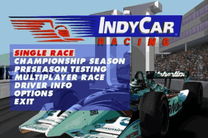 IndyCar Racing II 0