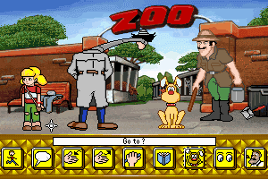 Inspector Gadget: Mission 1 - Global Terror! 12