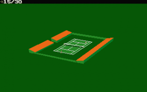 International 3D Tennis abandonware