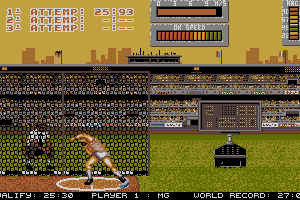 International Athletics abandonware
