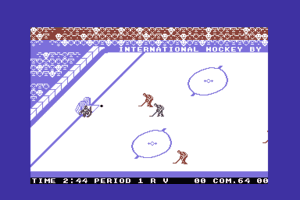 International Hockey abandonware