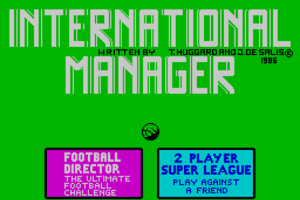 International Manager 7