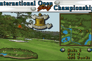 International Open Golf Championship 10