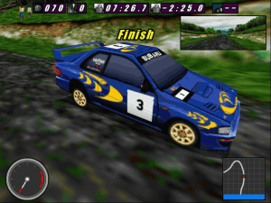 International Rally Championship 6