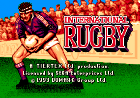 International Rugby 0