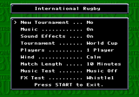 International Rugby 2