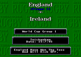 International Rugby 3