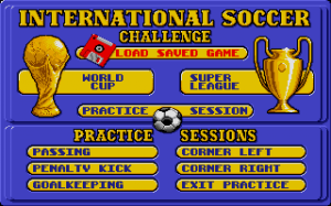 International Soccer Challenge 1