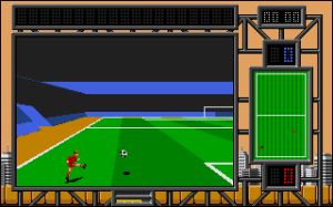 International Soccer Challenge 4