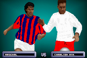 International Soccer abandonware