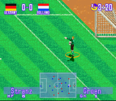 International Superstar Soccer Deluxe abandonware