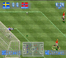International Superstar Soccer 9