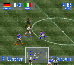 International Superstar Soccer 10