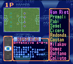 International Superstar Soccer 11