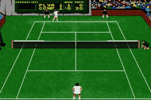 International Tennis 2