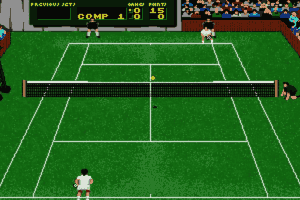 International Tennis abandonware
