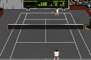 International Tennis 7