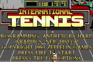 International Tennis 8