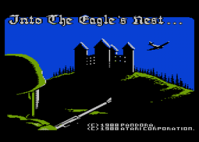 Into The Eagle's Nest 0