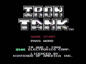 Iron Tank: The Invasion of Normandy 0