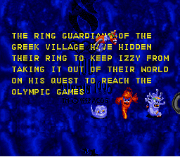Izzy's Quest for the Olympic Rings 1
