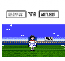J.League Fighting Soccer: The King of Ace Strikers abandonware