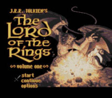 J.R.R. Tolkien's Lord of the Rings: Volume One 0