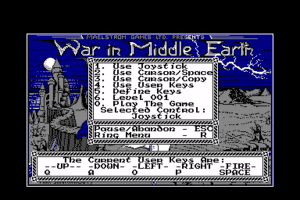 J.R.R. Tolkien's War in Middle Earth 1