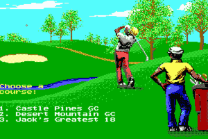 Jack Nicklaus' Greatest 18 Holes of Major Championship Golf 7