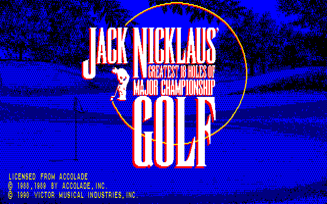 Jack Nicklaus' Greatest 18 Holes of Major Championship Golf 0