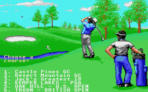 Jack Nicklaus' Greatest 18 Holes of Major Championship Golf 2