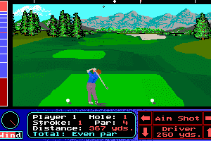 Jack Nicklaus' Unlimited Golf & Course Design abandonware