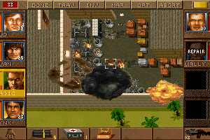 Jagged Alliance 22