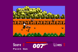 James Bond 007 in The Living Daylights: The Computer Game 4