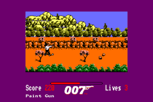 James Bond 007 in The Living Daylights: The Computer Game 5