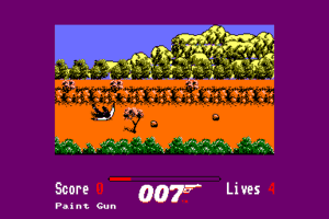 James Bond 007 in The Living Daylights: The Computer Game 6