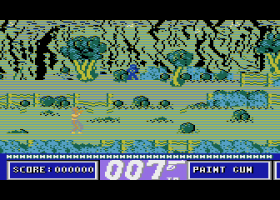 James Bond 007 in The Living Daylights: The Computer Game 1