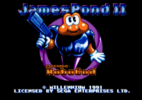 James Pond 2: Codename: RoboCod 0