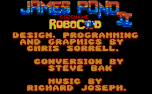 James Pond 2: Codename: RoboCod 2