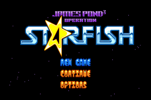 James Pond 3: Operation Starfish abandonware